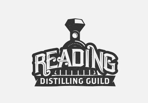 distillery logo design