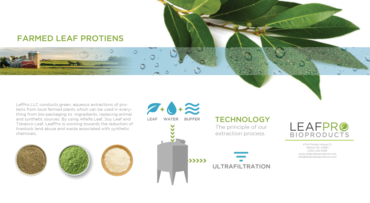 Raleigh bioproducts postcard design 2