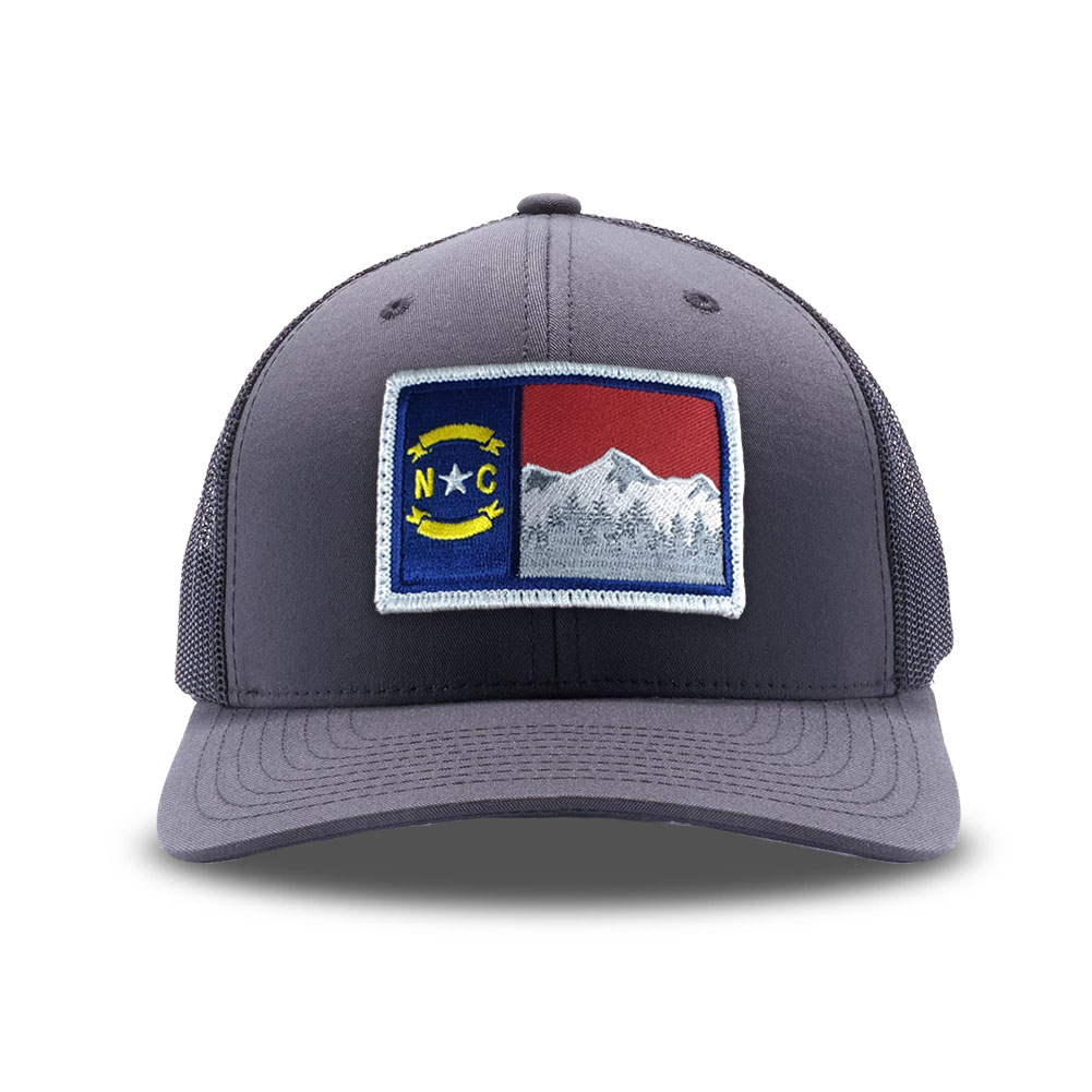 nc flag patch hat