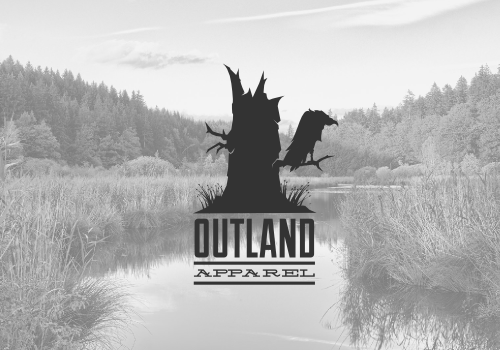 buzzard dead tree logo