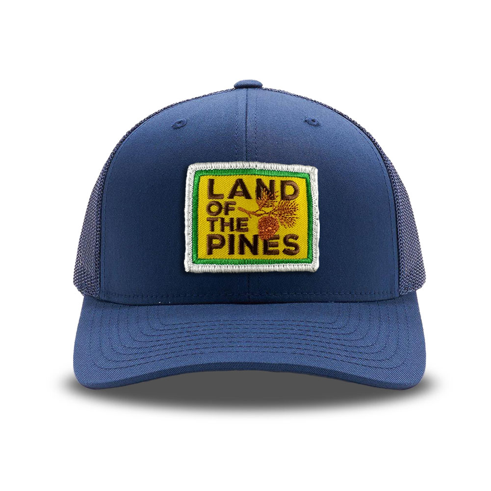 land of the pines hat