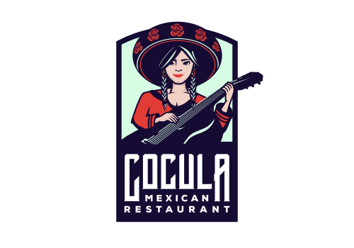 raleigh mexican restaurnat logo design