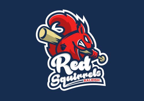 raleigh baseball team logo