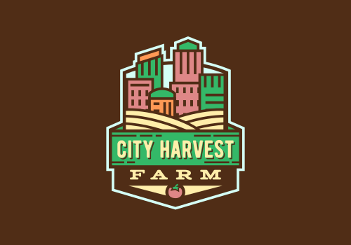 urban farm logo